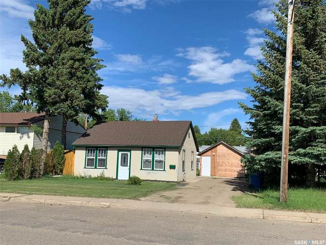 1072 110th Street, North Battleford, SK S9A 2H4 (MLS #SK813267) :: The A Team