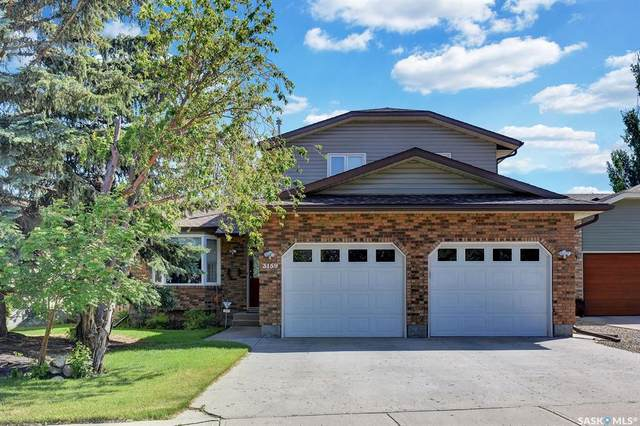 3159 Zech Place, Regina, SK S4V 1Z3 (MLS #SK813650) :: The A Team