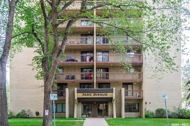430 5th Avenue N #1203, Saskatoon, SK S7K 6Z2 (MLS #SK813958) :: The A Team