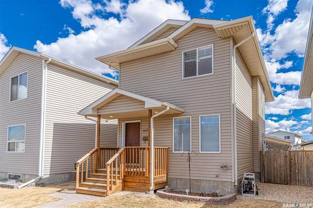 410 Rutherford Crescent, Saskatoon, SK S7N 4X7 (MLS #SK814071) :: The A Team