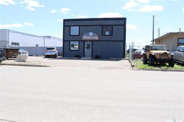 505 44th Street E, Saskatoon, SK S7K 0V9 (MLS #SK814113) :: The A Team