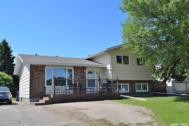 3087 Dunn Drive, Prince Albert, SK S6V 6Y6 (MLS #SK814751) :: The A Team
