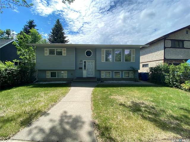 1551 104th Street, North Battleford, SK S9A 1P4 (MLS #SK814843) :: The A Team