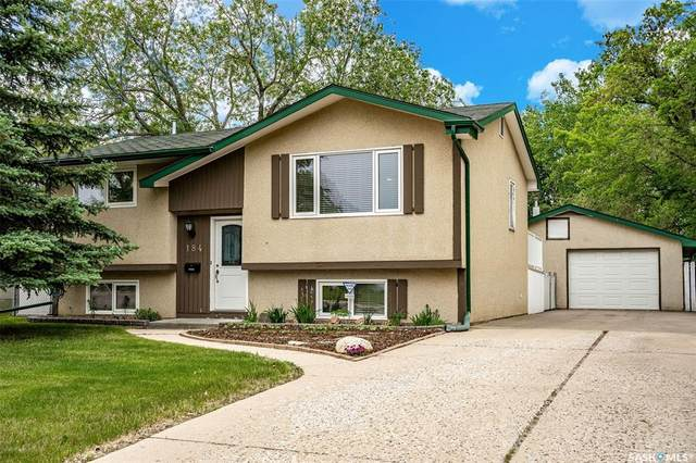 184 St Lawrence Crescent, Saskatoon, SK S7K 3W7 (MLS #SK815032) :: The A Team