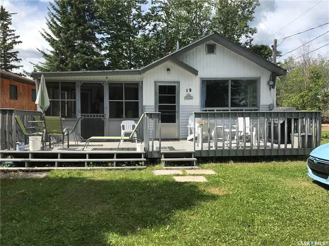 49 Lakeview Drive, Candle Lake, SK S0J 3E0 (MLS #SK815240) :: The A Team