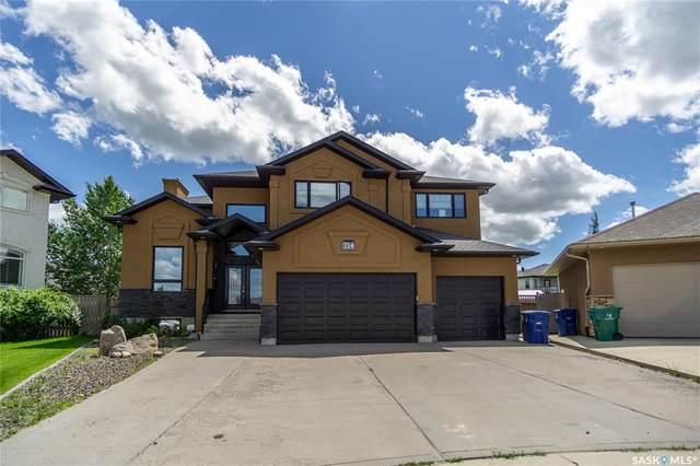 714 Shepherd Cove, Saskatoon, SK S7W 0B2 (MLS #SK815260) :: The A Team
