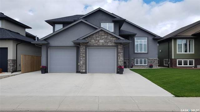 612 Evergreen Terrace, Warman, SK S0K 4S2 (MLS #SK815279) :: The A Team