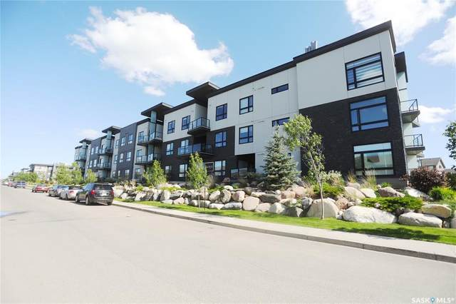225 Maningas Bend #214, Saskatoon, SK S7W 0P9 (MLS #SK815283) :: The A Team
