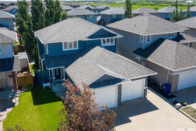 322 Hettle Cove, Saskatoon, SK S7T 0E8 (MLS #SK815301) :: The A Team