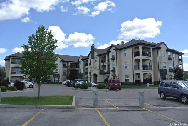 415 Hunter Road 113C, Saskatoon, SK S7T 0J9 (MLS #SK815343) :: The A Team