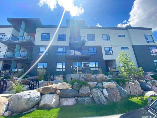 225 Maningas Bend #222, Saskatoon, SK S7W 0L9 (MLS #SK815388) :: The A Team