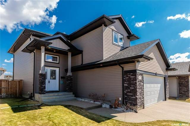 167 Whalley Crescent, Saskatoon, SK S7T 0H8 (MLS #SK815418) :: The A Team