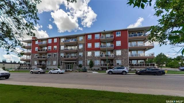 322 Saguenay Drive #314, Saskatoon, SK S7K 4E6 (MLS #SK815554) :: The A Team