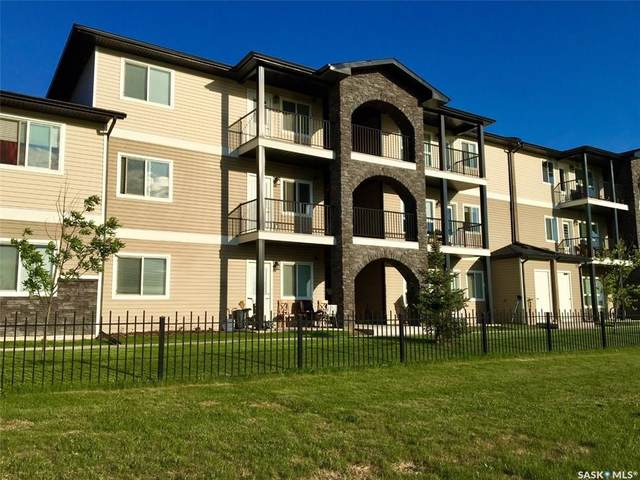 125 Willis Crescent #335, Saskatoon, SK S7T 0T1 (MLS #SK815761) :: The A Team