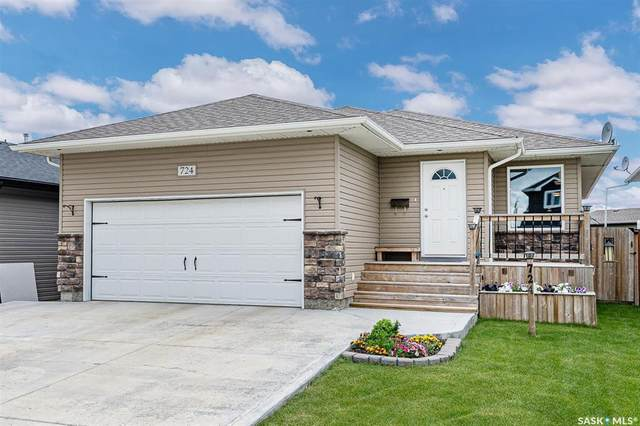 724 Quessy Drive, Martensville, SK S0K 0A2 (MLS #SK816808) :: The A Team