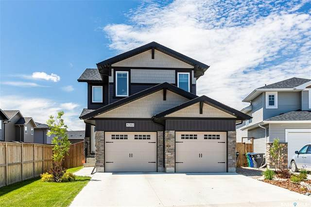 303 Underhill Bend, Saskatoon, SK S7V 0M9 (MLS #SK816813) :: The A Team