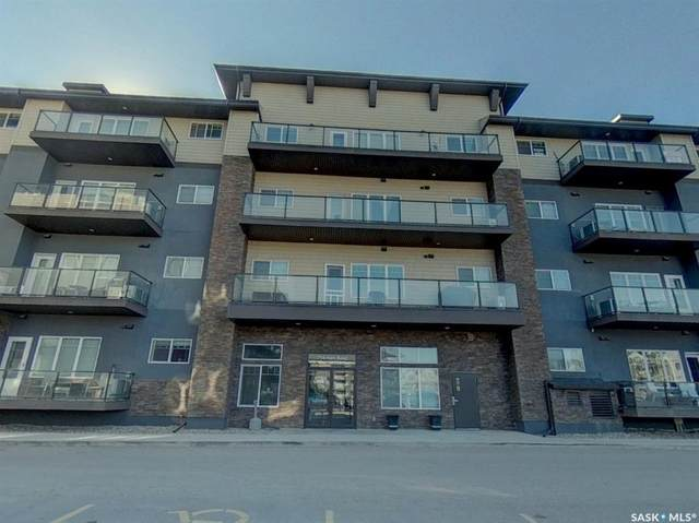 714 Hart Road #402, Saskatoon, SK S7M 1L2 (MLS #SK816864) :: The A Team