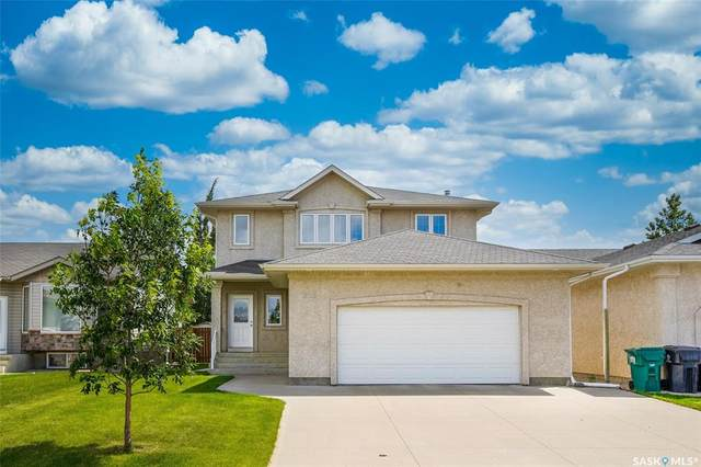 315 Van Impe Court, Saskatoon, SK S7W 1C1 (MLS #SK816911) :: The A Team