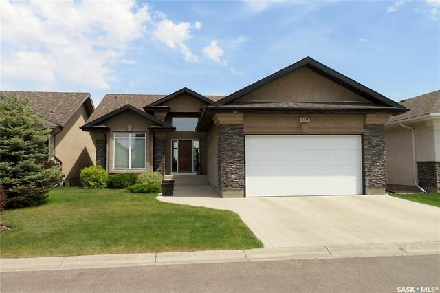 201 Cartwright Terrace #119, Saskatoon, SK S7T 0A4 (MLS #SK816963) :: The A Team