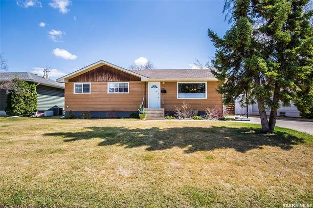 2811 Calder Avenue, Saskatoon, SK S7J 1V9 (MLS #SK816982) :: The A Team
