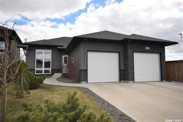 607 Patrick Crescent, Saskatoon, SK S7W 0G3 (MLS #SK816983) :: The A Team