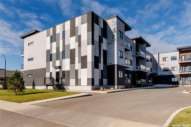 545 Hassard Close #113, Saskatoon, SK S7L 6V3 (MLS #SK816993) :: The A Team