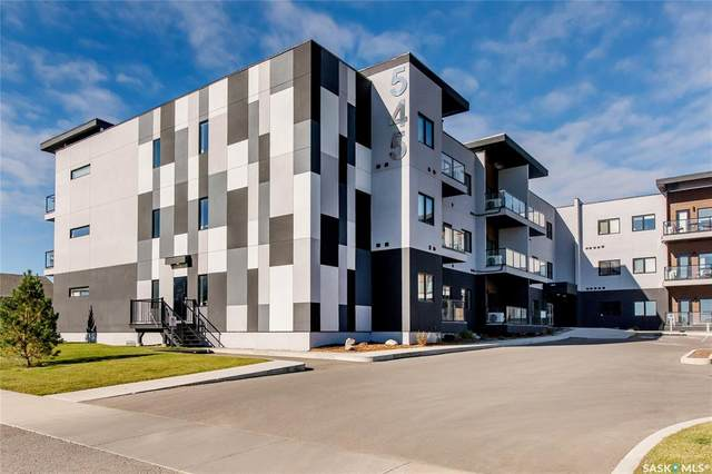 545 Hassard Close #202, Saskatoon, SK S7L 6V3 (MLS #SK816994) :: The A Team