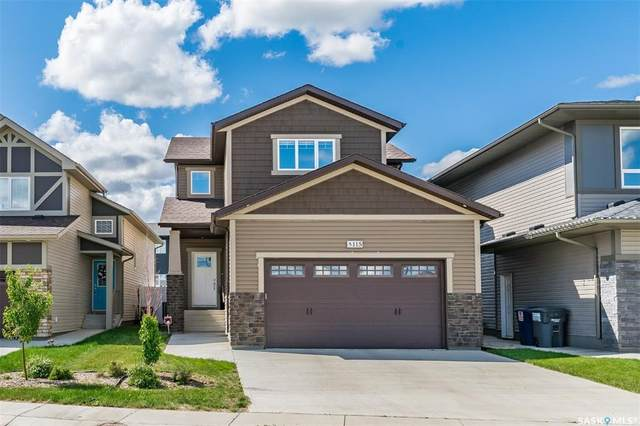 115 Dagnone Lane, Saskatoon, SK S7V 0P6 (MLS #SK817012) :: The A Team