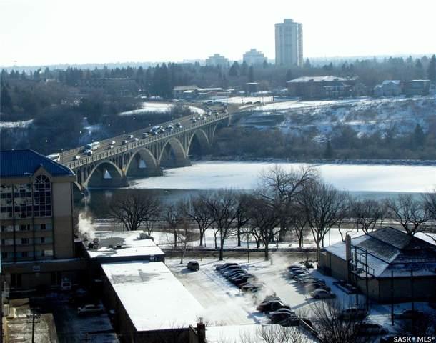 320 5th Avenue N #1703, Saskatoon, SK S7K 3J8 (MLS #SK817050) :: The A Team
