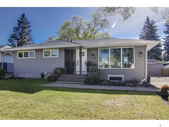 2421 Clarence Avenue S, Saskatoon, SK S7J 1M1 (MLS #SK817058) :: The A Team