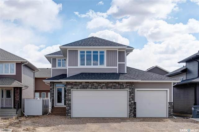1111 Pringle Way, Saskatoon, SK S7T 0V4 (MLS #SK817088) :: The A Team