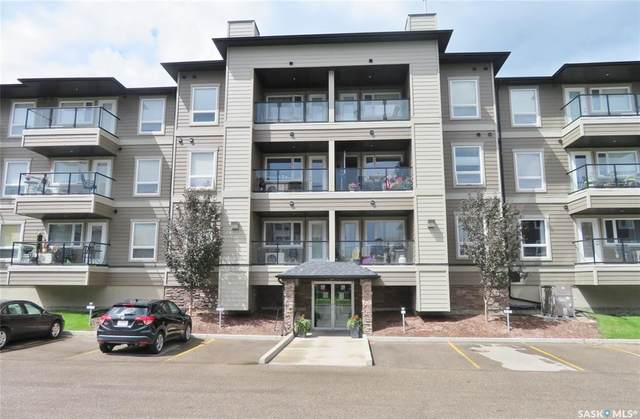 110 Willis Crescent #5112, Saskatoon, SK S7T 0N5 (MLS #SK817154) :: The A Team