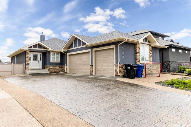 266 Whalley Crescent, Saskatoon, SK S7T 0P1 (MLS #SK817184) :: The A Team
