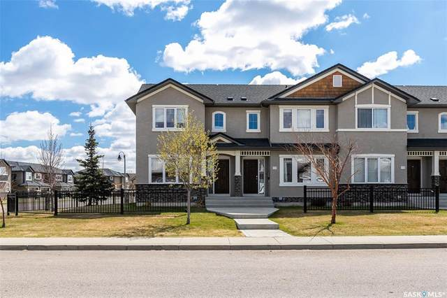135 Ashworth Crescent #111, Saskatoon, SK S7T 0N1 (MLS #SK817216) :: The A Team