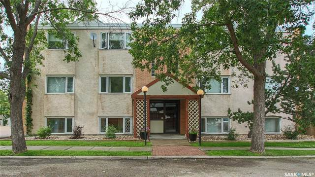 6 Neill Place #5, Regina, SK S4N 2V4 (MLS #SK818140) :: The A Team