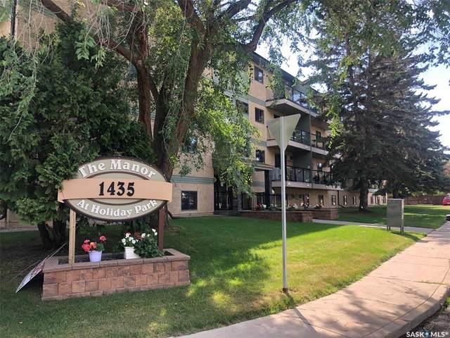 1435 Embassy Drive #404, Saskatoon, SK S7M 4E5 (MLS #SK818951) :: The A Team