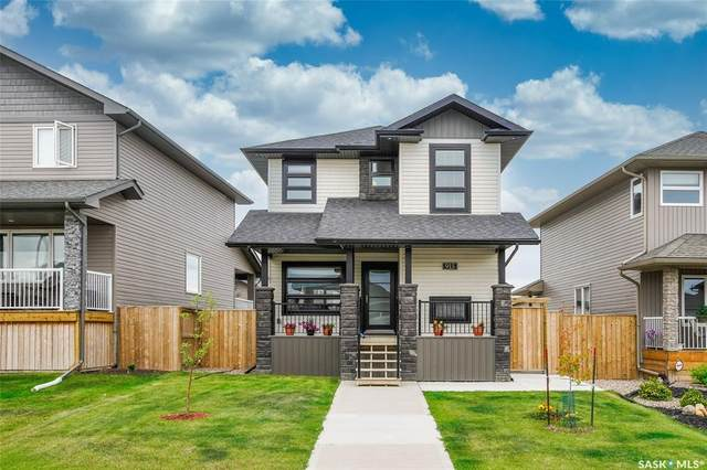 915 Kloppenburg Crescent, Saskatoon, SK S7W 0P2 (MLS #SK818959) :: The A Team
