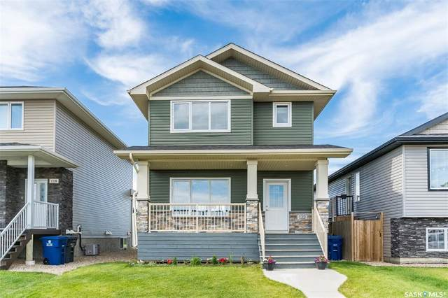 122 Wyant Lane, Saskatoon, SK S7S 1N1 (MLS #SK819697) :: The A Team