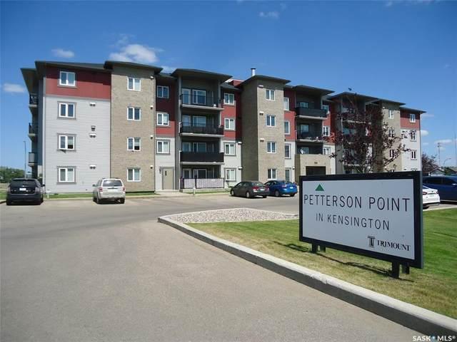304 Petterson Drive #404, Estevan, SK S4A 2A8 (MLS #SK819710) :: The A Team