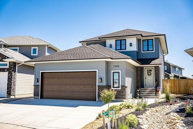 166 Boykowich Bend, Saskatoon, SK S7W 0G7 (MLS #SK820898) :: The A Team