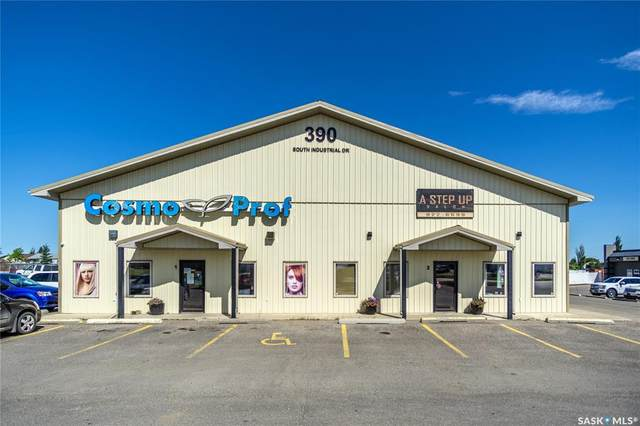 390 South Industrial Drive, Prince Albert, SK S6V 7L8 (MLS #SK821264) :: The A Team