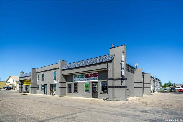 406 South Industrial Drive, Prince Albert, SK S6V 7L8 (MLS #SK821269) :: The A Team