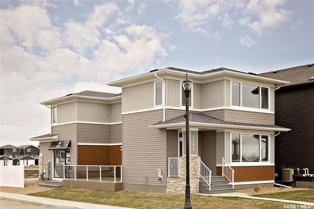 3168 Crosbie Crescent, Regina, SK S4V 3S2 (MLS #SK821275) :: The A Team