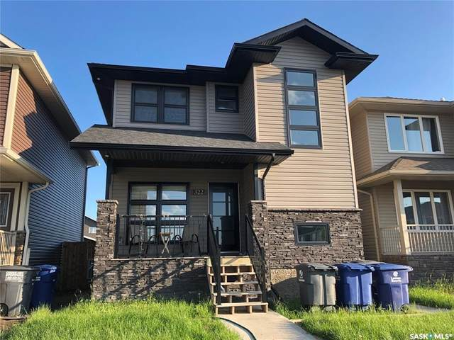 322 Veltkamp Crescent, Saskatoon, SK S7K 6K7 (MLS #SK822174) :: The A Team