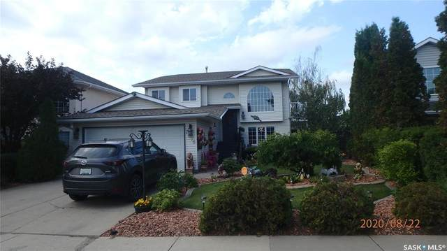 1676 Olive Diefenbaker Drive, Prince Albert, SK S6X 1B8 (MLS #SK823580) :: The A Team