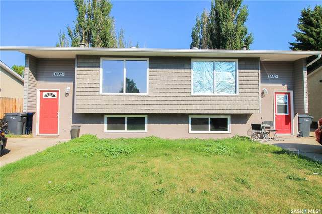 1442 111th Street, North Battleford, SK S9A 2K6 (MLS #SK823653) :: The A Team