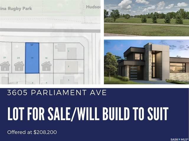3605 Parliament Avenue, Regina, SK S4S 2M7 (MLS #SK823949) :: The A Team