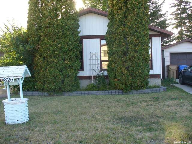 826 Bennett Bay N, Regina, SK S4X 2E6 (MLS #SK824415) :: The A Team
