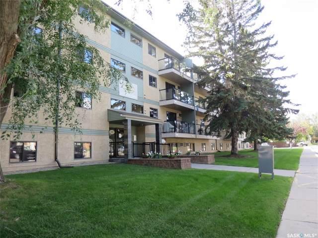 1435 Embassy Drive #405, Saskatoon, SK S7M 4E5 (MLS #SK825840) :: The A Team