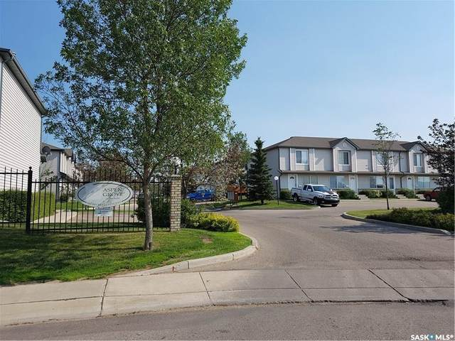 663 Beckett Crescent #131, Saskatoon, SK S7N 4X2 (MLS #SK826084) :: The A Team